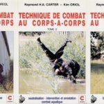 Technique De Combat Au Corps A Corps – 3 Tomes