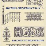 Motifs ornementaux: Balcons et balustrades