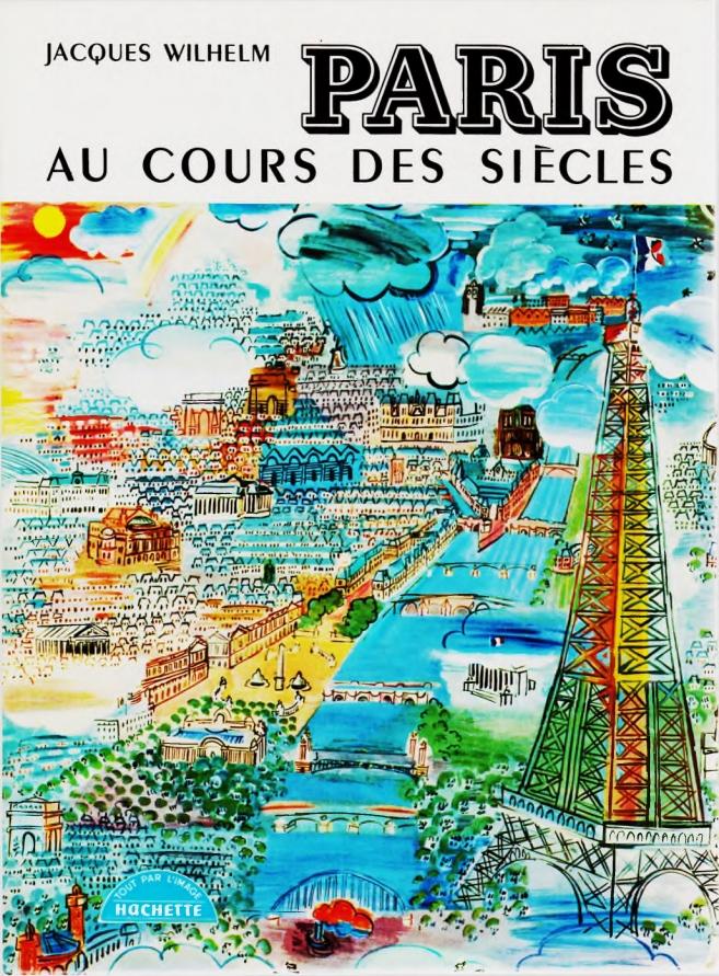 Paris au cours des siècles