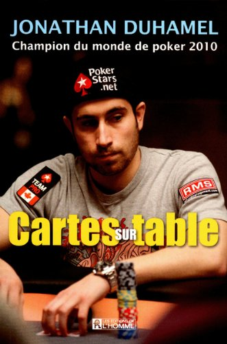 Cartes sur table: Champion du monde de poker 2010