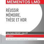 Mémento LMD - Réussir mémoire