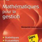 Mini Manuel de Mathématiques pour la gestion