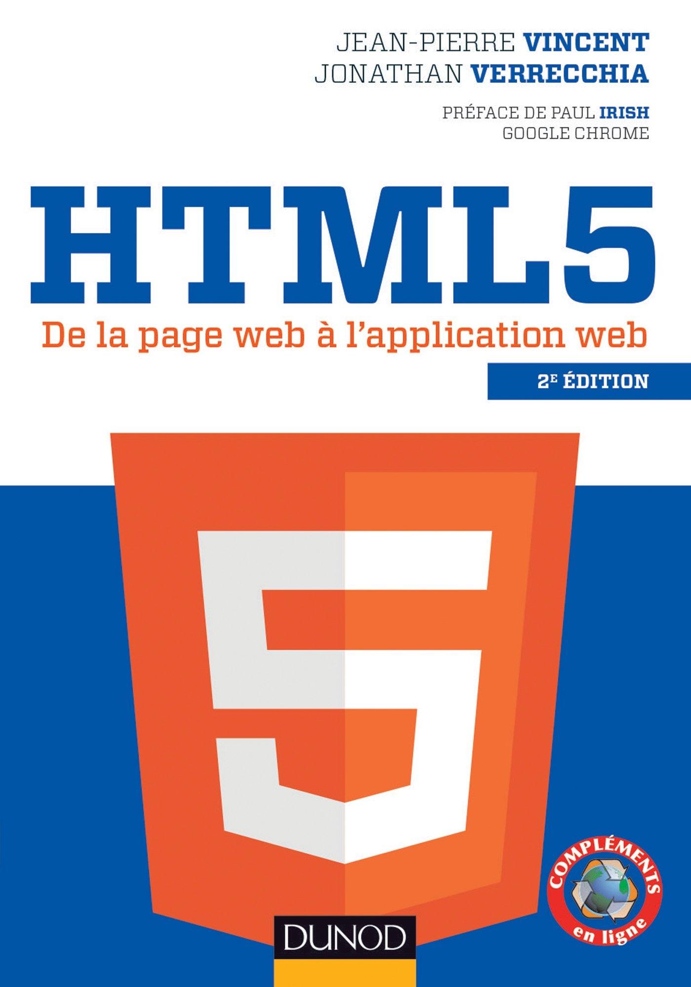 HTML5 – De la page web à l'application web