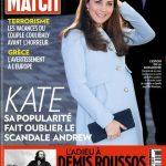 Paris Match N°3428 Du 29 Janvier au 4 Février 2015