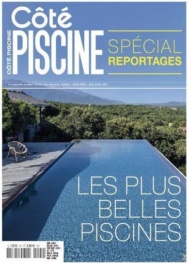 Coté Piscine Hors Série N°4 – Juin-Juillet 2015