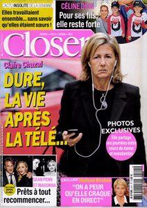 Closer N°541 Du 23 au 29 Octobre 2015