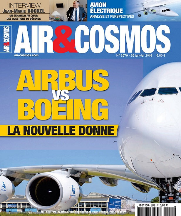 Air et Cosmos N°2579 Du 26 Janvier 2018