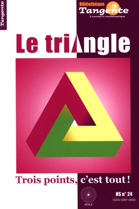 Le triangle : Trois points, c'est tout