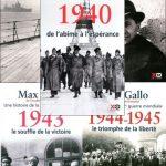 Une histoire de la deuxième guerre mondiale : 1940-1945