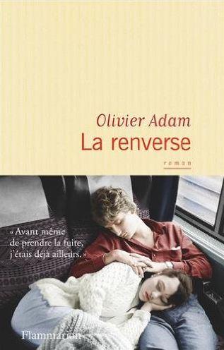 La renverse de Olivier Adam 2016
