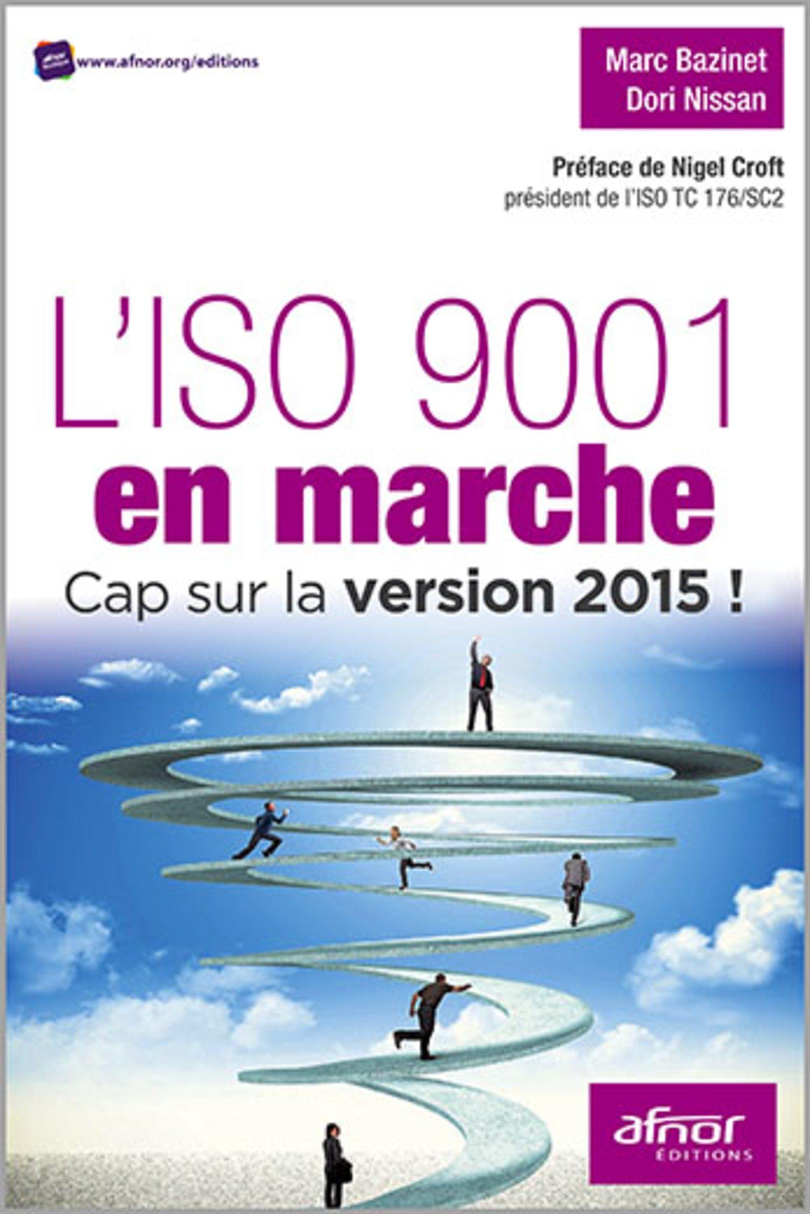 L'ISO 9001 en marche : Cap sur la version 2015 !