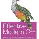 Scott Meyers Effective Modern C++