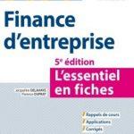 DCG 6 - Finance d'entreprise - Dunod