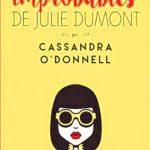 Cassandra O'Donnell (2016) - Les aventures improbables de Julie Dumont