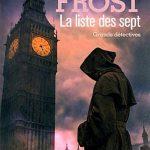 Mark Frost (2016) - La liste des sept