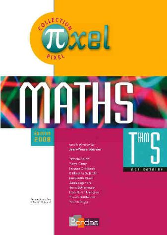 Pixel Maths Ts obligatoire