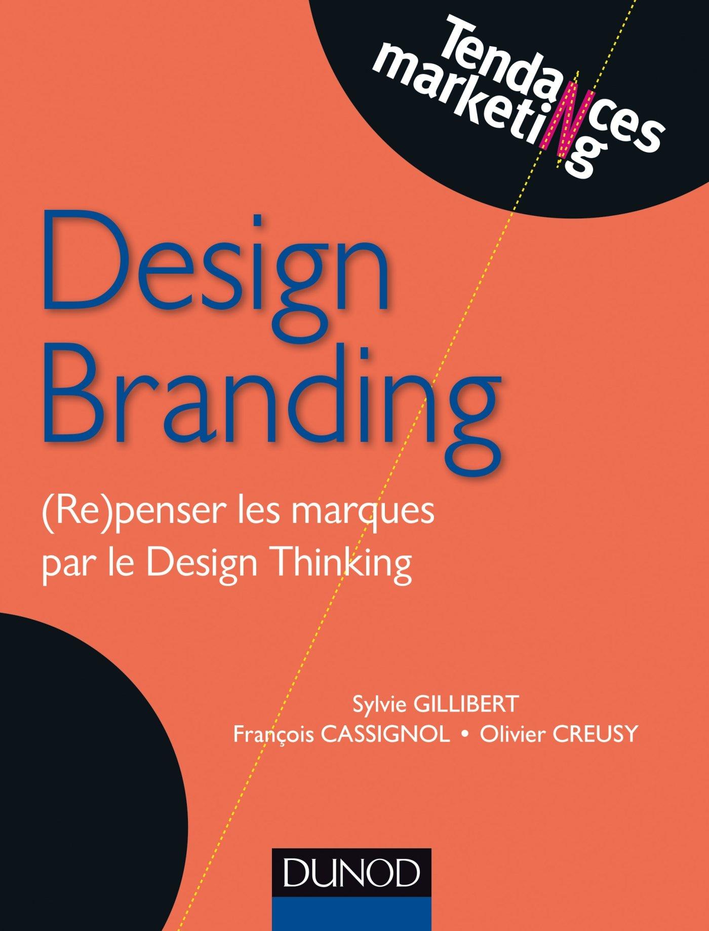 Design Branding : (Re)penser les marques par le Design Thinking