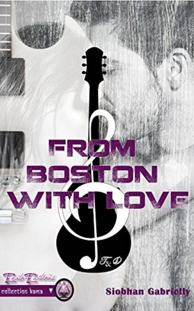 From boston with love – Siobhan Gabrielly