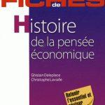 Maxi fiches Histoire de la pensée économique. Dunod