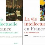 La vie intellectuelle en France - Tomes 1 et 2
