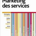 Marketing des services 7e Edition. Pearson