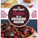 Le Petit Traité Rustica De La Pâtisserie Maison - Martine Soliman 2016