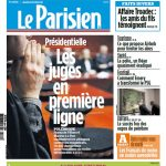 Le Parisien + Journal De Paris Du Mardi 28 Février 2017