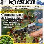 Rustica N°2462 Du 3 au 9 Mars 2017