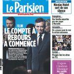 Le Parisien Du Dimanche 5 Mars 2017
