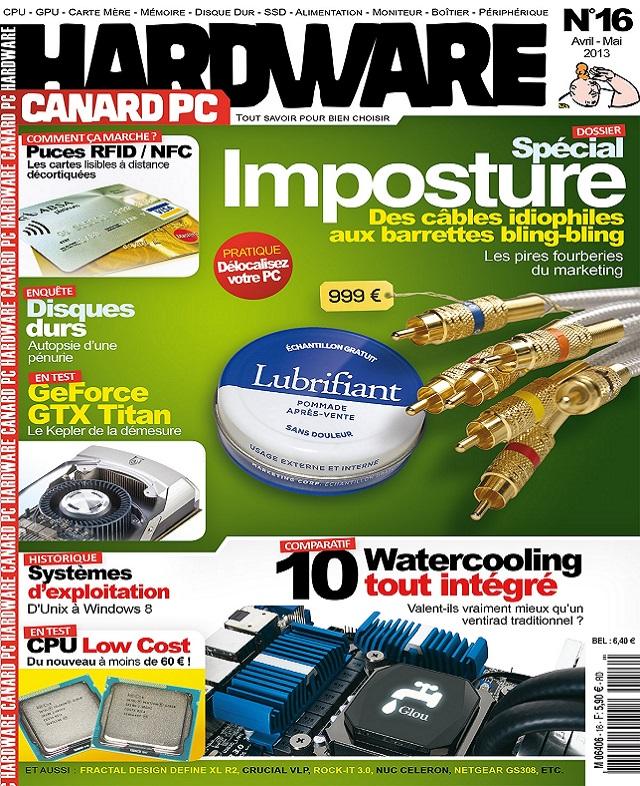 Canard PC Hardware N°16 – Dossier Spécial Imposture