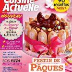 Cuisine Actuelle N°316 - Avril 2017