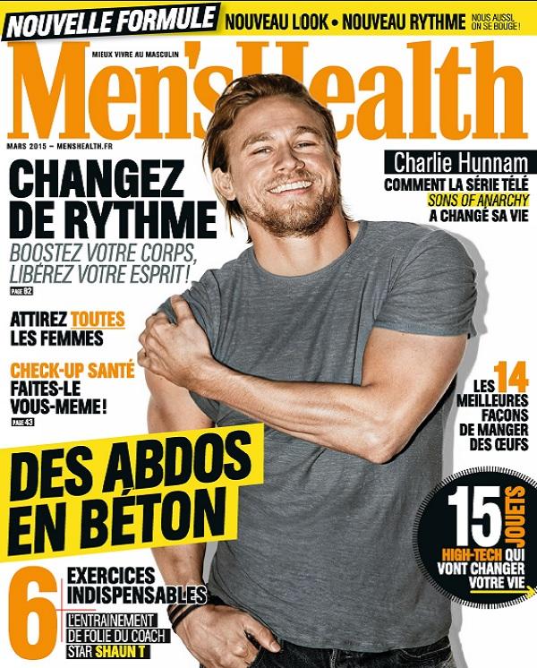 Men's Health N°72 – Des Abdos En Bétons