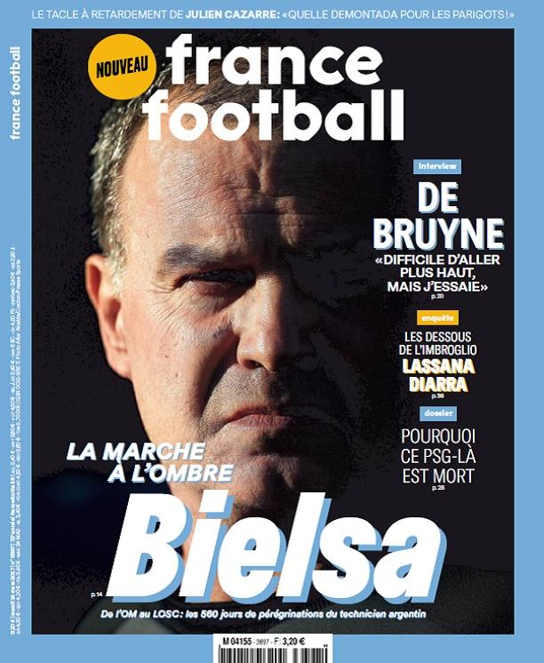 France Football N°3697 Du 14 Mars 2017