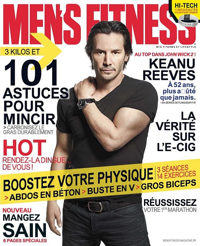 Men's Fitness N°13 – Avril 2017