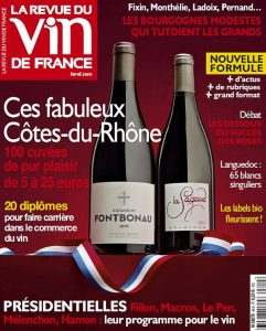 La Revue Du Vin De France N°610 - Avril 2017