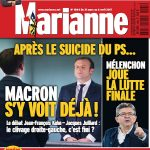 Marianne N°1044 Du 31 Mars au 6 Avril 2017