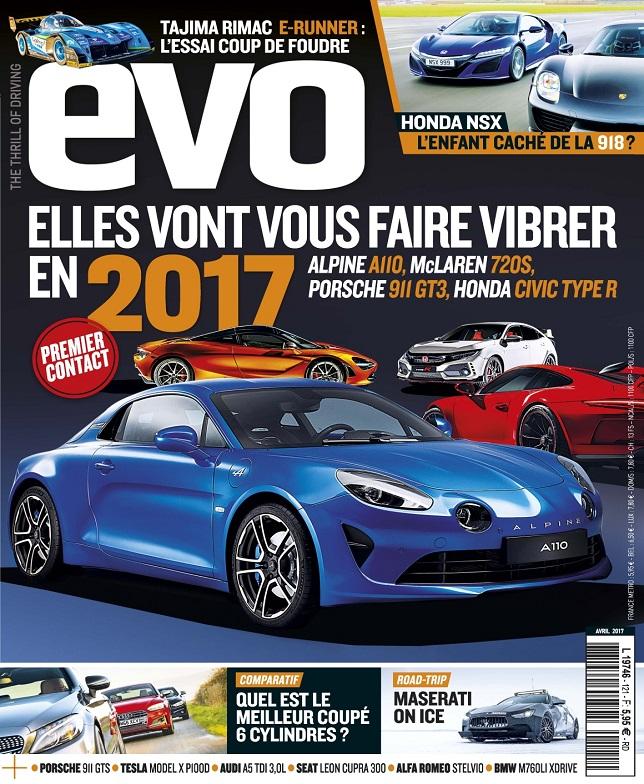 Evo N°121 – Avril 2017
