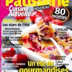 Cuisine Actuelle Patisserie N°2 - Un Été De Gourmandises