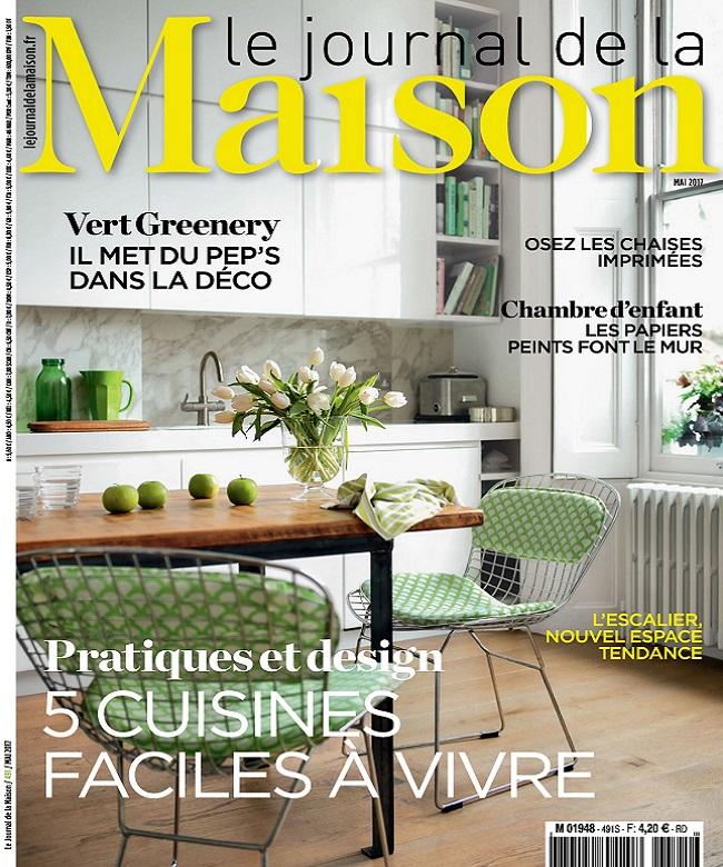 Le Journal De La Maison N°491 – Mai 2017