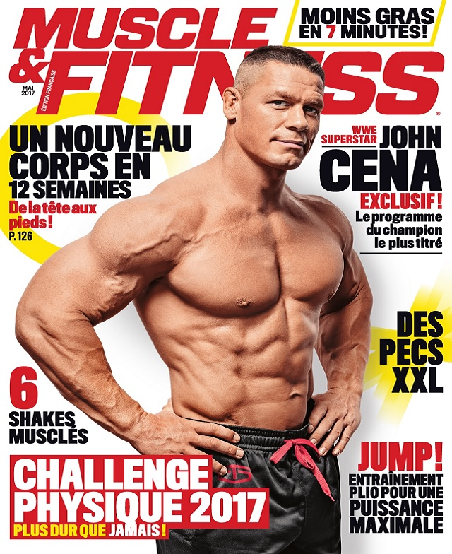 Muscle et Fitness N°355 – Mai 2017