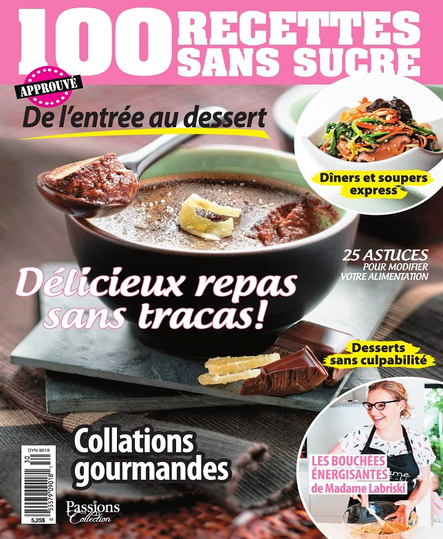 Passions Collection N°30 – Printemps 2017