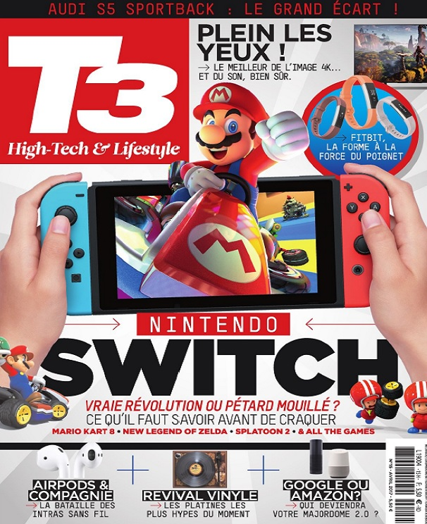 T3 High-Tech Magazine N°15 – Avril 2017