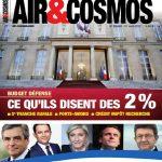 Air et Cosmos N°2544 Du 21 au 27 Avril 2017