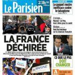 Le Parisien Du Mardi 2 Mai 2017