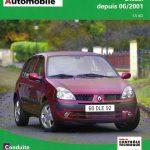 RTA-Renault Clio II Diesel Phase 2 depuis 6-2001