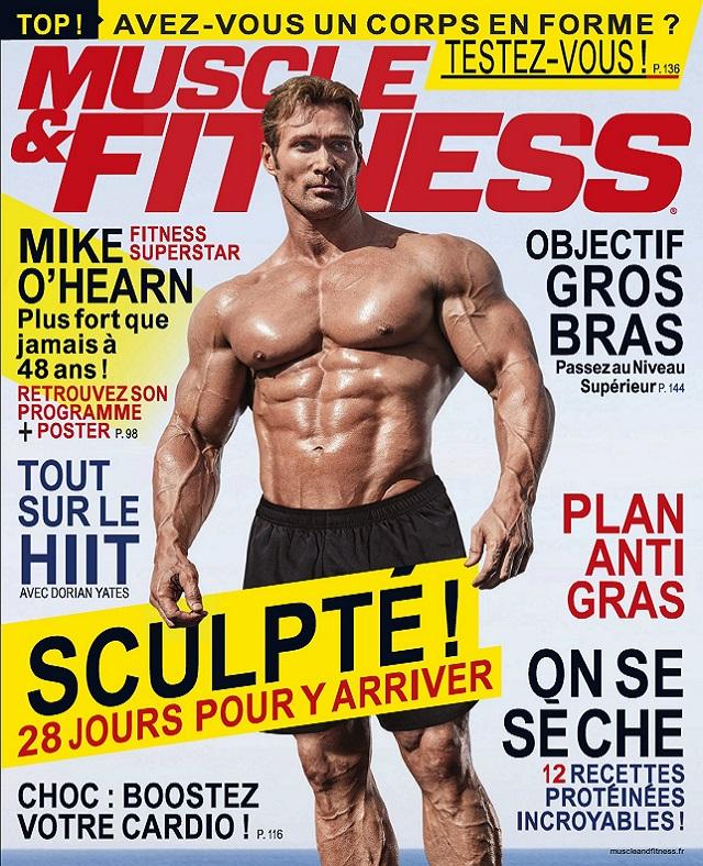 Muscle et Fitness N°356 – Juin 2017