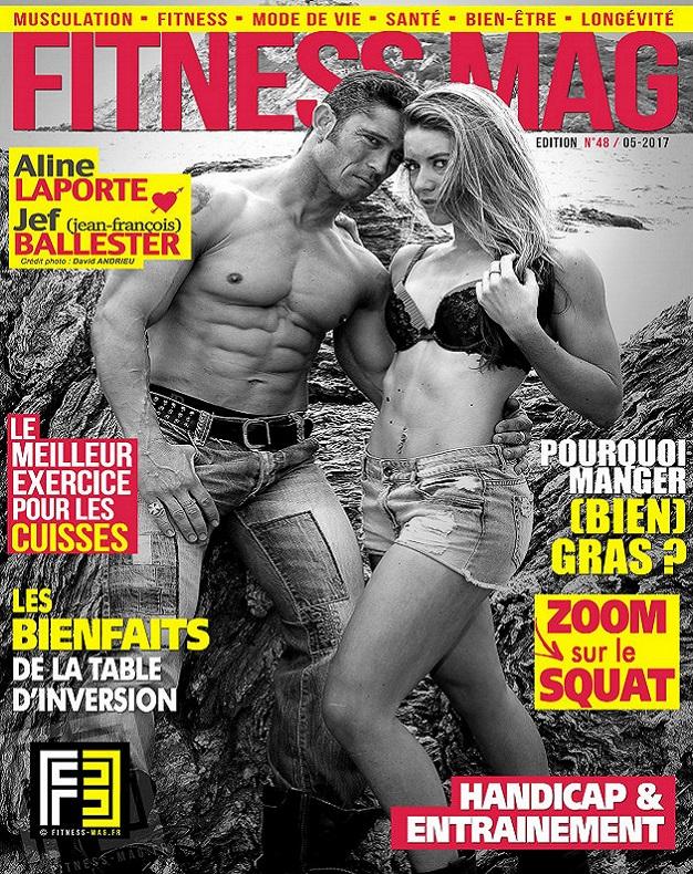 Fitness Mag N°48 – Mai 2017