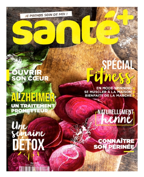 Santé+ N°56 – Mai 2017