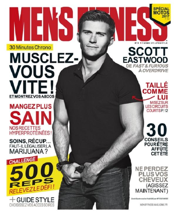 Men's Fitness N°15 – Juin 2017