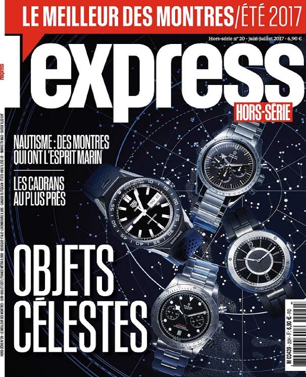 L'Express Hors Série N°20 – Juin-Juillet 2017